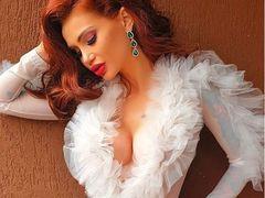 Cea mai sexy Ispită, ședință foto de infarct! Cum a sărbătorit Maria Ilioiu împăcarea cu fostul iubit / Foto WOW