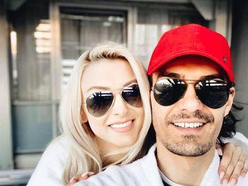 Andreea Bălan a părăsit patul de spital! Unde a fost văzută artista, după operație