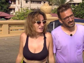 "Ana Morodan: ""Am 18 accidente la activ"""