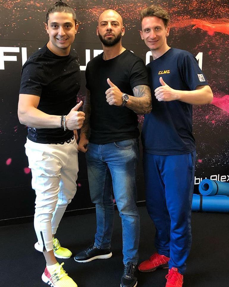 Giani Kiriţă are articulaţiile deplasate! Antrenorul Faimoşilor s-a dus la fizioterapeut şi s-a tratat cu o metodă tradiţională chineză!