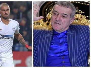 Reacția fabuloasă a lui Gigi Becali după ce Gabi Tamaș a fost arestat!