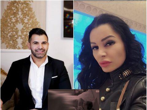 Scene fierbinți între Brigitte Sfăt și Florin Pastramă! A fost cenzurat pe TV