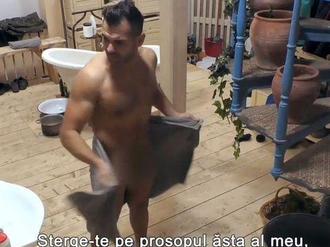 """Florin Pastramă, momente incendiare cu Brigitte Năstase: """"Vrei să mă mulgi?"""""""