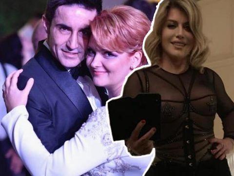 """Loredana, desființată după ce a cântat la nunta Liei Olguța Vasilescu într-o ținută străvezie: """"Lori, nu îți mai stă bine cu astfel de ținute!"""" FOTO"""