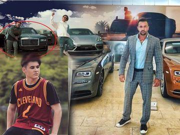 Legătura incredibilă dintre Alex Bodi şi Mario Fresh! Iubitul Biancăi Drăguşanu i-a împrumutat cântăreţului limuzina de 400.000 de euro pentru un videoclip!