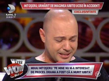 Mihai Mitoșeru, drama care i-a marcat viața! A încercat să se sinucidă!