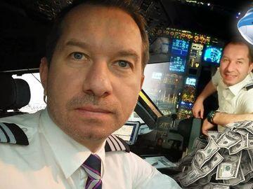 Cât de bogat este Mihai Sturzu! Vezi câţi bani a câştigat ca pilot de avion şi cu ce sumă uriaşă şi-a împrumutat prietenii!
