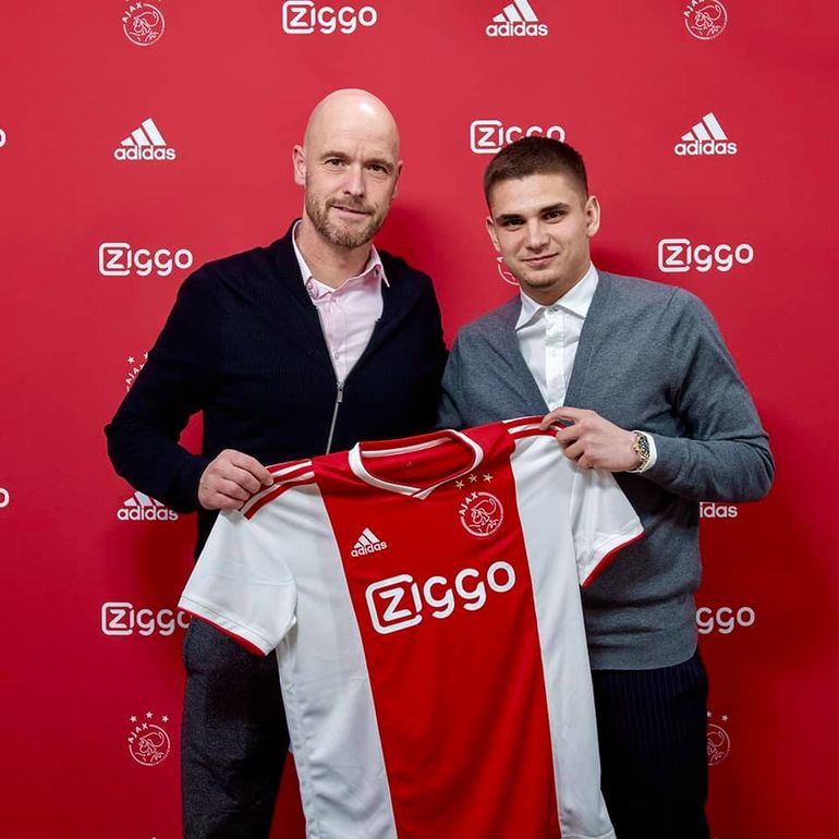 Transferul anului pentru un jucător român! Răzvan Marin a ajuns la Ajax! Câți bani îi vor intra în cont lui Hagi