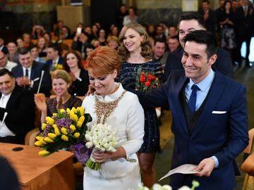 Câți bani a strâns Olguța Vasilescu la nuntă! Suma e colosală