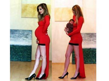 Dana Rogoz, gravidă pentru a doua oară? Ce anunț a făcut
