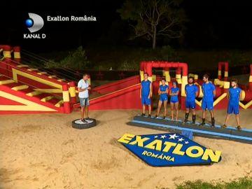 Alex Stoica a fost eliminat de la Exatlon! S-a duelat cu Războinicul Cristian Dumitrache