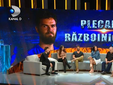 """Alex Stoica, primele reacții după ce a fost eliminat de la Exatlon! S-a confruntat la TV cu  Războinica Mihaela: """"Nu suportam văicărelile excesive"""""""