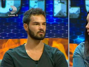 """Schimb dur de replici între Alex Stoica, Mihaela Popescu și tatăl Războinicei: """"Tu nu ai demonstrat..."""""""