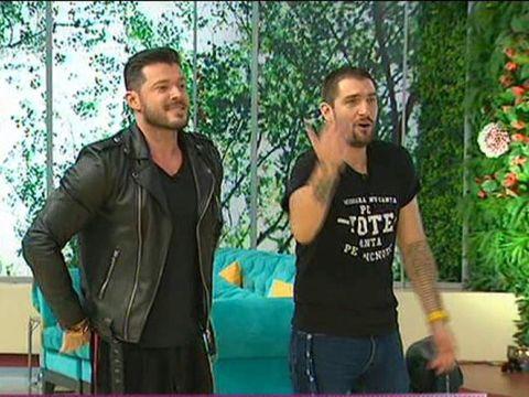 """""""Vulturii de noapte"""", puși pe glume la Teo Show! Giani Kiriță, Cătălin Cazacu și Victor Slav și-au dat cu părerea despre cele mai sexy femei din showbiz"""