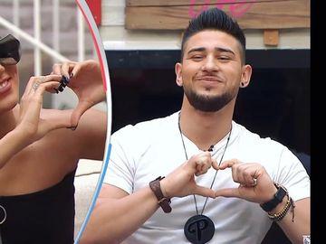 Roxana și Bogdan Mocanu, în tandrețuri, la Puterea Dragostei! Grecul Alexander se va înfuria când va vedea poza