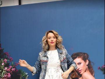 Cât de frumoasă este graviduţa Diana Dumitrescu! Uite cum s-a îmbrăcat la un eveniment monden! FOTO EXCLUSIV!