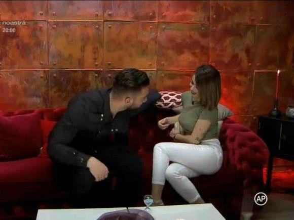 """Roxana e istorie! Andy vrea să facă un cuplu cu Lavinia! """"Îmi place de tine, ești frumușel/ Și tu ești frumoasă"""""""