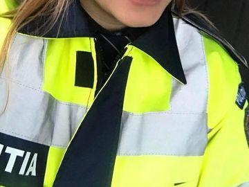 """Polițista frumoasă în vârstă de 21 de ani: """"Acum doi ani intra prima oară în sediul Poliției..."""". Reacția fabuloasă a Ministerului de Interne când un bărbat a cerut numărul de telefon al tinerei"""