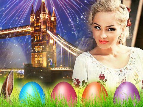 Maria Constantin petrece Paştele la Londra! La concertului blondei se vor servi ouă roşii şi palincă!