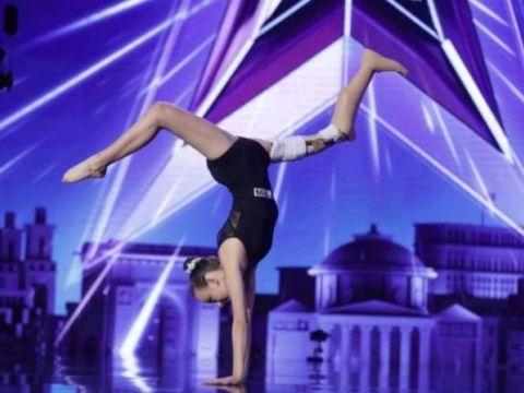 Mesaj in memoriam pentru Emma Neagu, gimnasta-minune cu proteză!
