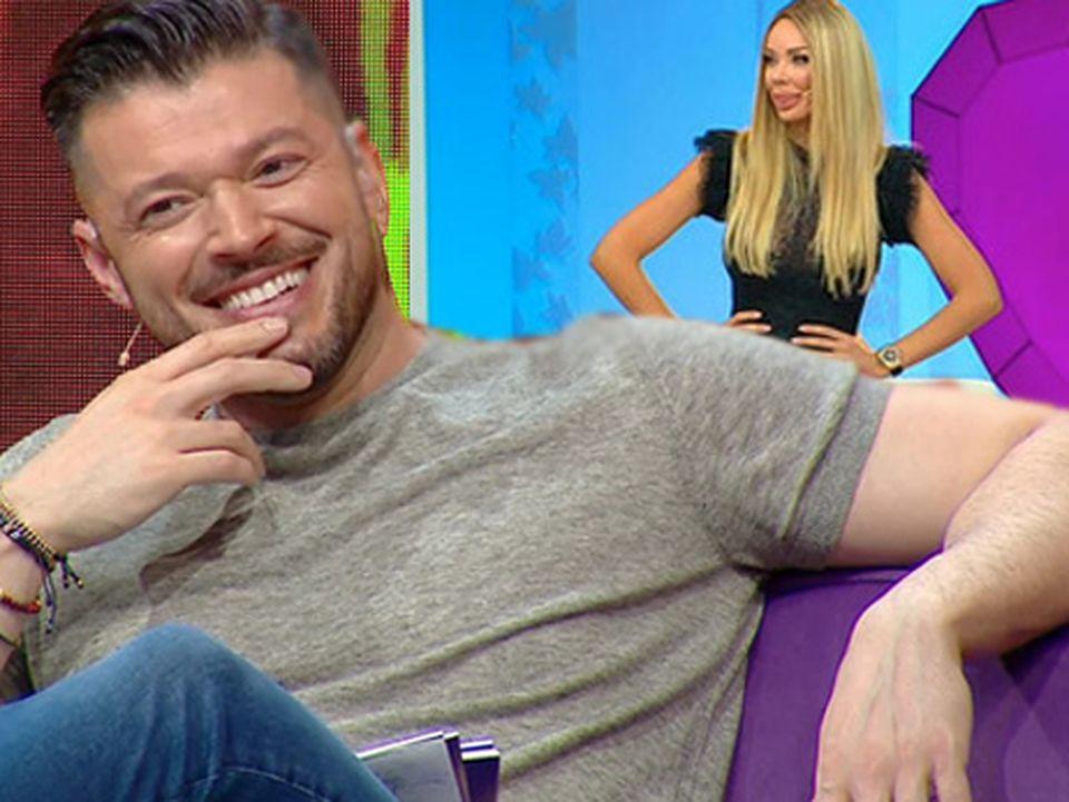 """Victor Slav către Bianca Drăgușanu: """"Cea mai mare calitate a ta este că ești fosta mea nevastă""""! Și-au aruncat cuvinte grele la filmări"""