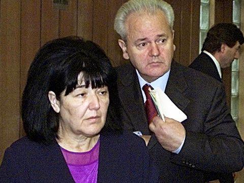 """A murit Mira Markovic, văduva lui Slobodan Milosevic! Era supranumită """"Lady Macbeth a Balcanilor"""""""