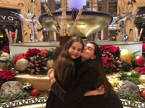 FOTO: Cum arată Irina Columbeanu la 12 ani! Fiica Monicăi Gabor nu mai e deloc un copil