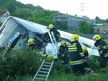 Accident cumplit de tren în județul Buzău! Cel puțin patru persoane au murit pe loc