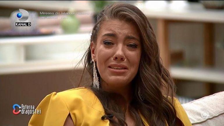 """Declarație șocantă a lui Andy după scandalul uriaș cu Roxana în casa Puterea dragostei! """"Am scuipat-o să nu se deoache"""