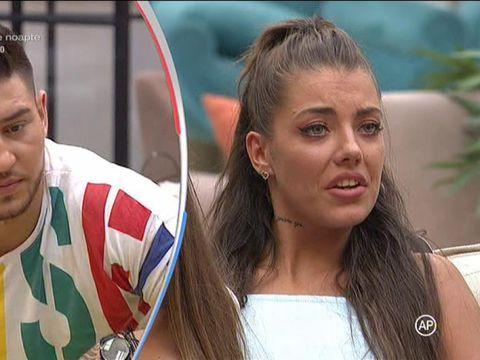 """Roxana și Bogdan Mocanu, cuvinte grele la """"Puterea dragostei"""": """"Punct și la revedere"""""""