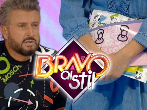 """Cătălin Botezatu o face praf pe o concurentă de la """"Bravo, ai stil!"""". A izbucnit în lacrimi instantaneu"""