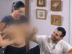 """Brigitte Năstase a făcut show XXX la Fermă! Și-a arătat sânii de față cu toată lumea! """"I-am pus eu mâinile"""""""