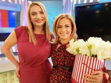 """Cristina Cioran, mărturisiri după ce a înlocuit-o pe Simona Gherghe! """"Am fost șocată"""""""