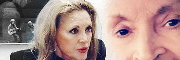 """FOTO șocant! Ultima imagine cu Zina Dumitrescu în viață! Cum ajunsese să arate """"marea doamnă a modei românești"""""""