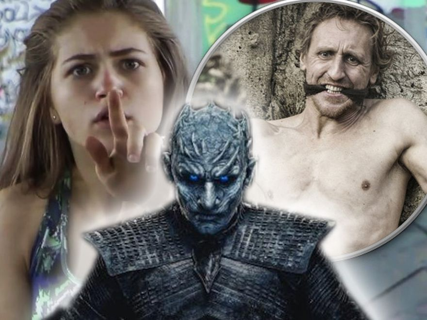 """O româncă """"l-a născut"""" pe """"Regele Nopții"""" în """"Game of Thrones""""! Ea e singura româncă din cel mai tare serial din istorie"""