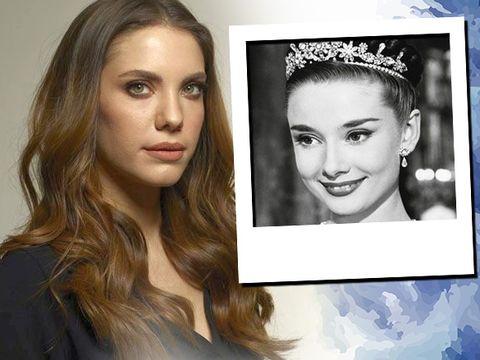"""Eda Ece, protagonista serialului """"Prețul fericirii"""", care debutează mâine, la Kanal D:""""Idolul meu este Audrey Hepburn"""""""