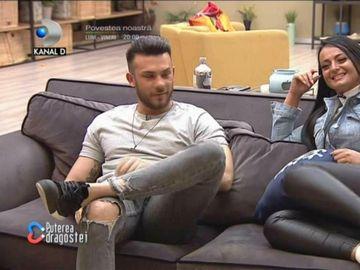 """Alexandru Bobicioiu de la Puterea Dragostei, supărat că a fost cuplat de toată lumea cu Deea! """"Nu vreau să fiu cu ea"""" EXCLUSIV"""