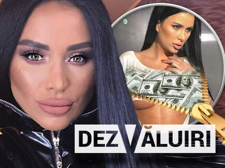Daniela Crudu încasează sume uriașe pentru a poza aproape goală! Dezvăluiri EXCLUSIVE