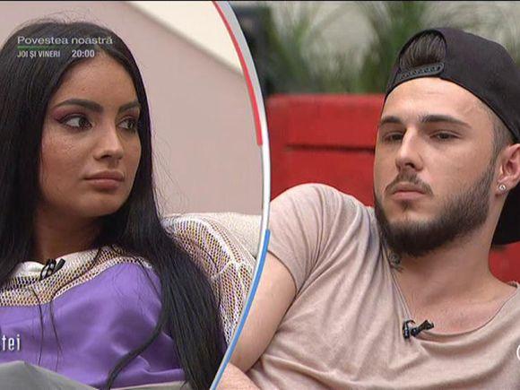 """Ceartă la Puterea Dragostei! Simina și Alex, dialog dur: """"Nu o duce capul""""! Jador a aruncat bomba: """"Am dovezi"""""""