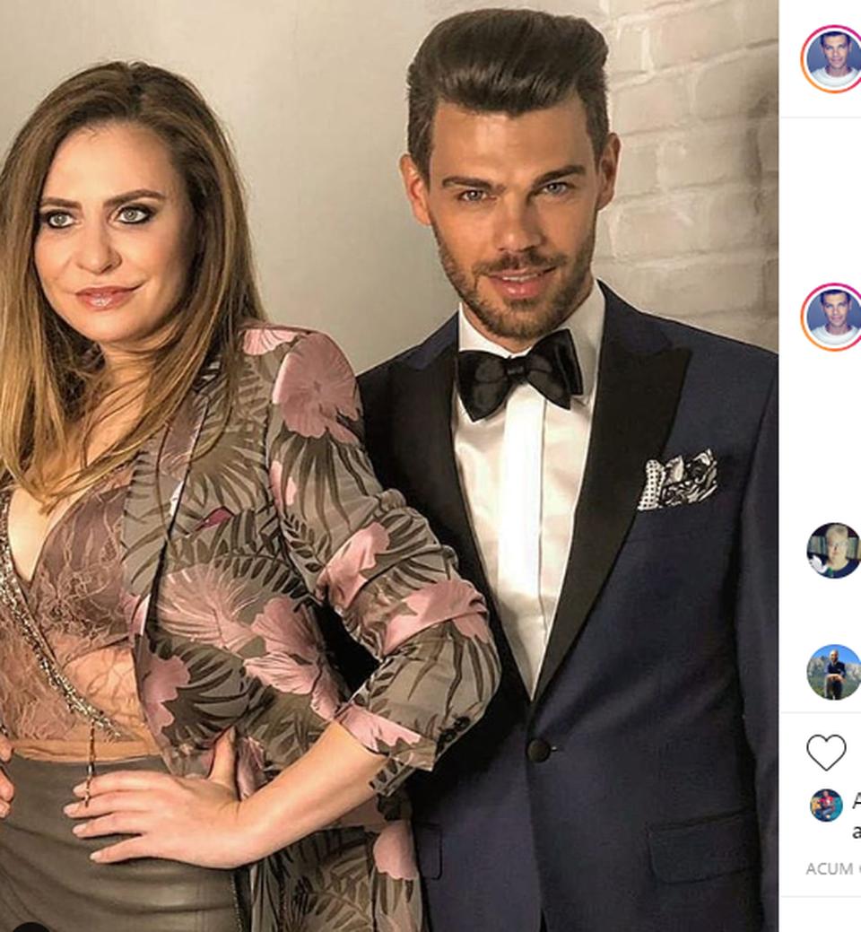 Vedetele Exatlon au devenit modele pentru Adina Buzatu! Iulian Pîtea și Ciprian Silași apar în noul catalog de prezentare al apreciatei stiliste