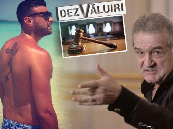 Viitorul ginere al lui Gigi Becali a fost amendat de Poliţia Rutieră! Mihai Mincu a contestat procesul verbal de contravenţie! Vezi cum s-a încheiat totul! DEZVĂLUIRI