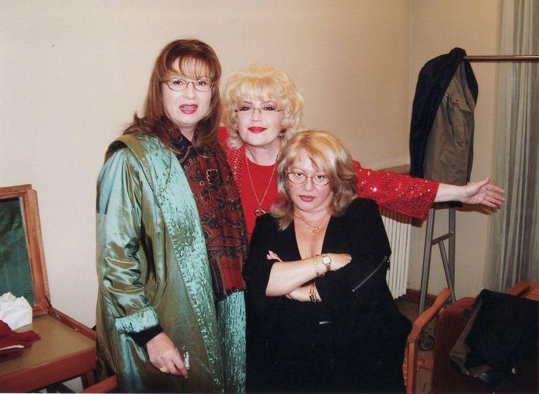 După ani, Corina Chiriac, Angela Similea și Mirabela Dauer, în aceeași fotografie! Cât de bine arată artistele FOTO