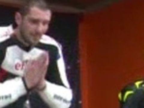 """Cătălin Cazacu a câştigat prima cursă de motociclism a sezonului! """"Bravo, Vulture!"""""""