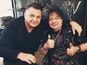 Prima imagine cu Leo Iorga, după ce s-a tratat împotriva cancerului! Ce mesaj a transmis