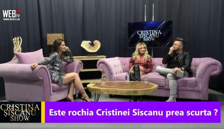 Ce a putut să-i spună Daniela Gyorfi lui Mădălin Ionescu despre soţia lui! Cristina Şişcanu a rămas fără cuvinte!