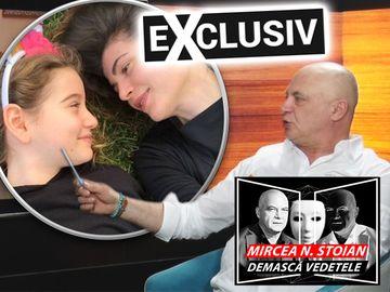 """Mircea N. Stoian demască vedetele! Concluzii cutremurătoare despre relaţia dintre Monica Gabor şi fiica ei, Irina! """"Nu cunoaşte preferinţele propriului ei copil"""" VIDEO EXCLUSIV!"""
