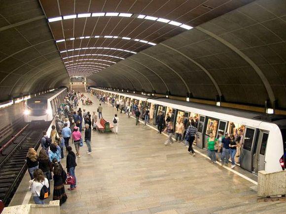 Sinucidere la metrou Gorjului, în această seară! Cine este victima
