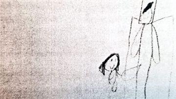 Tată pedofil din Bacău și-a abuzat fetița de 6 ani. Medicii au rugat-o să deseneze pe o foaie ce îi făcea tatăl ei, iar imaginile le-au dat fiori
