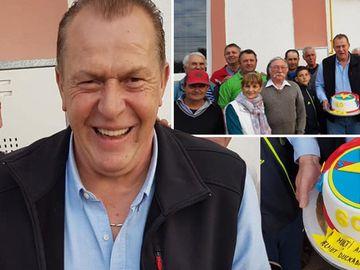 Helmut Duckadam a fost sărbătorit în satul natal! FOTO