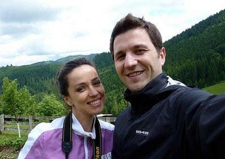 Cum a fost la nașterea celor doi copii ai Oliviei Steer! David s-a născut la Medgidia, Luca la București